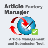 Article Factory Manager Demo