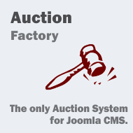 Auction Factory Demo