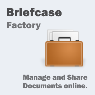 Briefcase Factory Demo