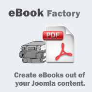 eBook Factory Demo