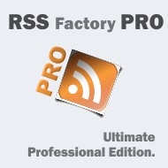 RSS Factory PRO Demo