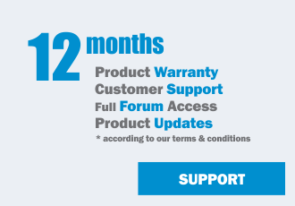 Get free support for our Joomla Extensions
