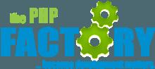 thePHPfactory logo