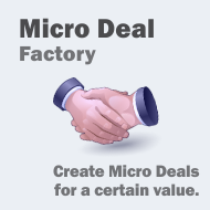 Micro Deal Auction Factory